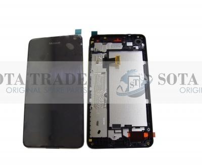 Display and Touchscreen Microsoft Lumia 650/ Lumia 650 DS (Black), 00814H5 (original)