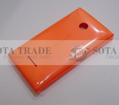 Battery Cover Assembly Microsoft Lumia 532 (orange), 02507V8 (original)
