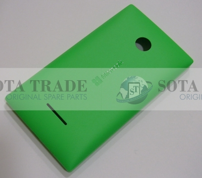 Battery Cover Assembly Assembly Microsoft Lumia 435 (green), 02508T8 (original)