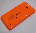 Battery Cover Assembly Microsoft Lumia 640 (Orange), 02509P7 (original)