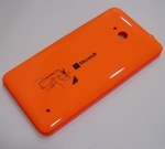 Battery Cover Assembly Microsoft Lumia 640 (Orange), 02509P7 (original)