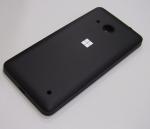 Battery Cover Assembly Microsoft Lumia 550 (black), 02510N2 (original)