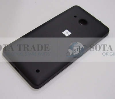 Battery Cover Assembly Microsoft Lumia 550 (black), 02510N2 (original)