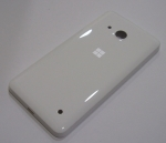 Battery Cover Assembly Microsoft Lumia 550 (white ), 02510N5 (original)