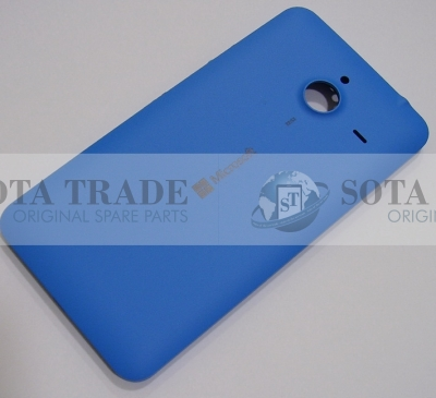 Battery Cover Assembly Microsoft Lumia 640 XL (blue), 02510P7 (original)