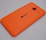 Battery Cover Assembly Microsoft Lumia 640 XL (orange), 02510P9 (original)