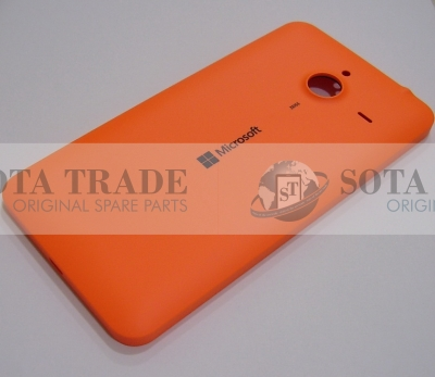 Battery Cover Assembly Microsoft Lumia 640 XL (orange), 02510P9 (original)