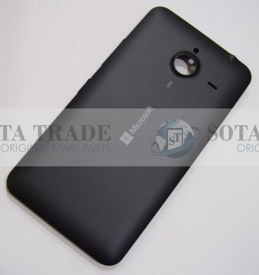Battery Cover Assembly Microsoft Lumia 640 XL (black), 02510Q0 (original)