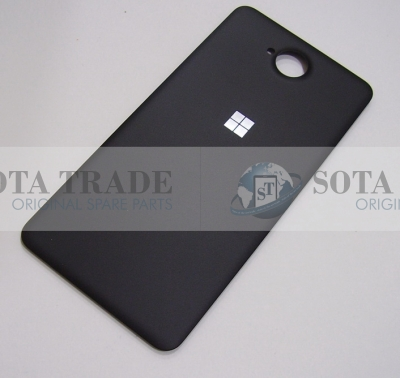 Battery Cover Assembly Microsoft Lumia 650/ Lumia 650 DS (Black-Silver), 02510Z8 (original)