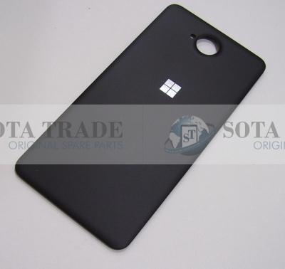 Battery Cover Assembly Microsoft Lumia 650/ Lumia 650 DS (Black-Silver), 02510Z8 (original)