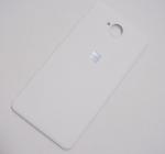 Battery Cover Assembly Microsoft Lumia 650/ Lumia 650 DS (White-Silver), 02511B1 (original)