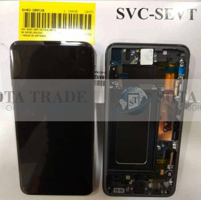 LCD Display & Touchscreen Samsung Galaxy S10e G970 (SM-G970F) (2019) Prism Black, GH82-18852A original