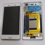 Display LCD & Touchscreen DS Sony Xperia M4 Aqua E2312/ E2333 (White), 124TUL0014A original