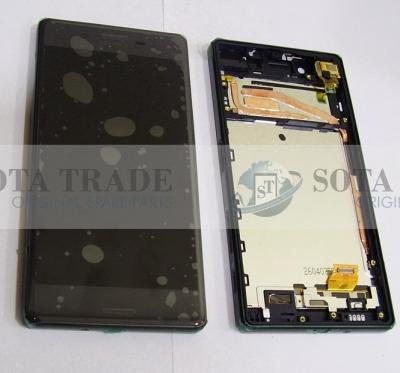 Display LCD & Touchscreen Sony Xperia X Dual F5122, Xperia X F5121 Black, 1302-4791 original