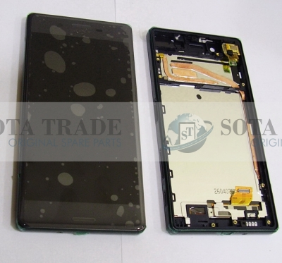 Display LCD & Touchscreen Sony Xperia X Dual F5122, Xperia X F5121 Black, 1302-4791 original