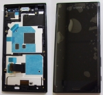 Display LCD & Touchscreen Sony Xperia X Compact F5321 (Black), 1304-1869 original