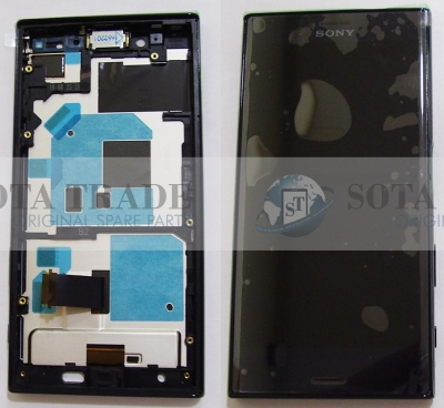 Display LCD & Touchscreen Sony Xperia X Compact F5321 (Black), 1304-1869 original