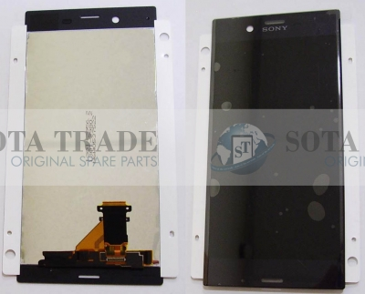 Display LCD & Touchscreen Sony Xperia XZ F8331, F8332 (Black), 1304-9084 original