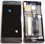 Display LCD & Touchscreen Sony Xperia XA Dual F3112/ Xperia XA F3111 Black, 78PA3100010 original
