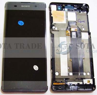 Display LCD & Touchscreen Sony Xperia XA Dual F3112/ Xperia XA F3111 Black, 78PA3100010 original