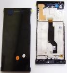 Display LCD & Touchscreen Sony Xperia XA1 G3125, G3123, G3112, G3121, G3116 (Black), 78PA9100100, 78PA9100060, 78PA9100020, original