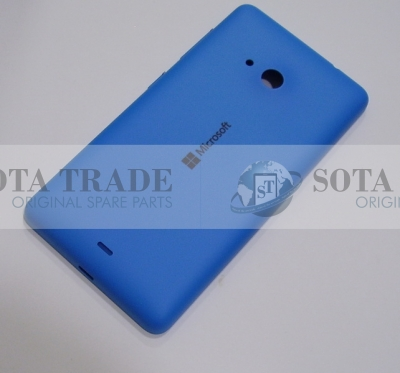 Battery Cover Assembly Microsoft Lumia 535 blue, 8003485 (original)