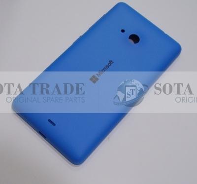 Battery Cover Assembly Microsoft Lumia 535 blue, 8003485 (original)