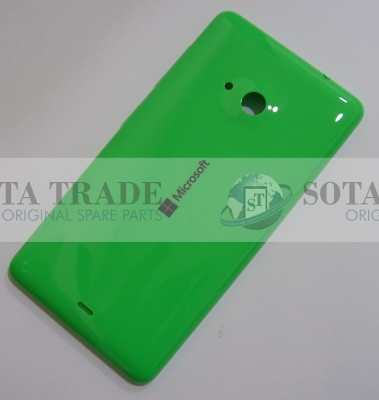 Battery Cover Assembly Microsoft Lumia 535 green, 8003487 (original)