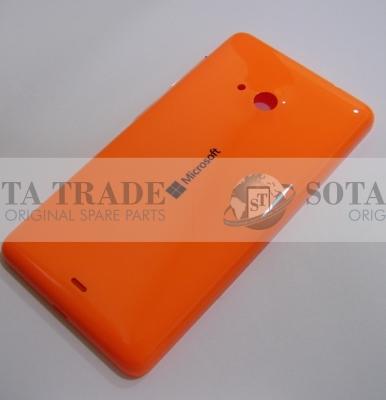 Battery Cover Assembly Microsoft Lumia 535 orange, 8003488 (original)
