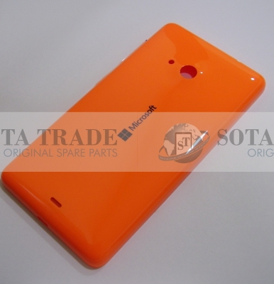 Battery Cover Assembly Microsoft Lumia 535 orange, 8003488 (original)
