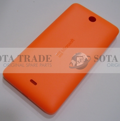 Battery Cover Assembly Microsoft Lumia 430 (orange), 8003542 (original)
