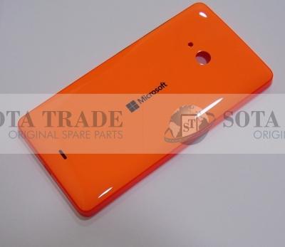 Battery Cover Assembly Microsoft Lumia 540 (orange), 8003566 (original)