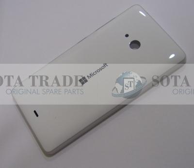 Battery Cover Assembly Microsoft Lumia 540 (white), 8003567 (original)