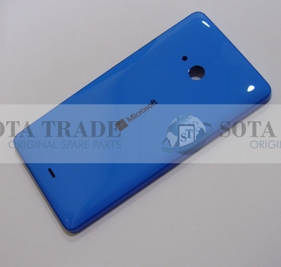 Battery Cover Assembly Microsoft Lumia 540 (Blue Cyan), 8003568 (original)
