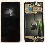 LCD Display & Touchscreen Samsung Galaxy A10 A105 (SM-A105F) (2019) Black, GH82-20227A original
