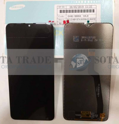 LCD Display & Touchscreen Samsung Galaxy M10 M105 (SM-M105F) (2019) Black, GH82-18685A original