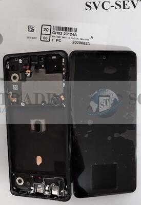 LCD Display & Touchscreen Samsung Galaxy  SM-A516B (A51 5G 2020) BLACK, GH82-23124A original