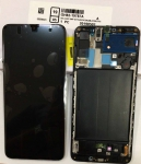LCD Display & Touchscreen Samsung Galaxy A70 SM-A705 (2019) Black, GH82-19787A original