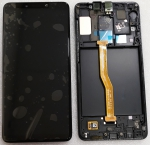 LCD Display & Touchscreen Samsung SM-A920F Galaxy A9 2018 (Black, Pink, Blue), GH82-18308A original