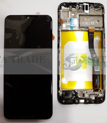 LCD Display & Touchscreen Samsung Galaxy M20 M205F (SM-M205) (2019) Black, GH82-18682A original
