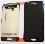 LCD Display & Touchscreen Samsung Galaxy J5 Prime SM-G570F (Black), GH96-10325A original