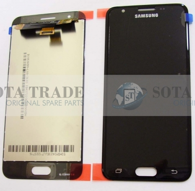 LCD Display & Touchscreen Samsung Galaxy J5 Prime SM-G570F (Black), GH96-10325A original