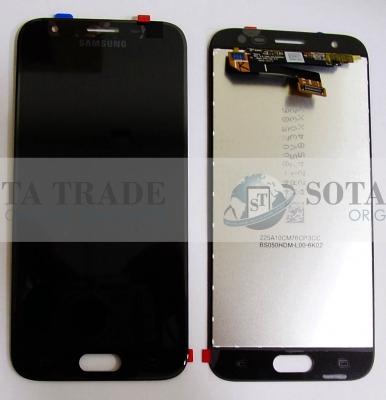 LCD Display & Touchscreen Samsung Galaxy J3 J330 (2017) Black, GH96-10969A original