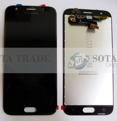 LCD Display & Touchscreen Samsung Galaxy J3 J330 (2017) Black, GH96-10969A original