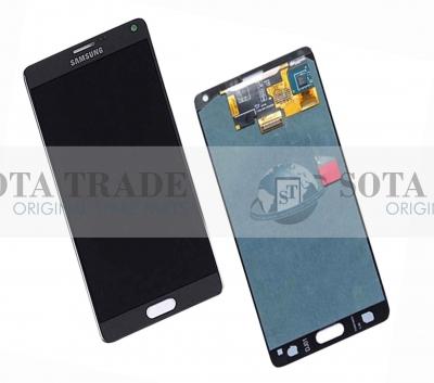 LCD Display & Touchscreen Samsung SM-N910C Galaxy Note 4 (Black), GH97-16565B original