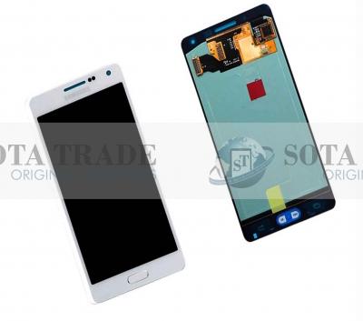 LCD Display & Touchscreen Samsung SM-A500F Galaxy A5 (White), GH97-16679A original