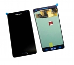 LCD Display & Touchscreen Samsung SM-A500F Galaxy A5 (Black), GH97-16679B original