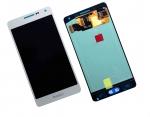 LCD Display & Touchscreen Samsung SM-A500F Galaxy A5 (Silver), GH97-16679C original