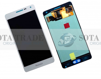 LCD Display & Touchscreen Samsung SM-A500F Galaxy A5 (Silver), GH97-16679C original