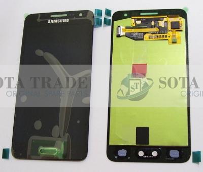 LCD Display & Touchscreen Samsung SM-A300FU Galaxy A3 (Black), GH97-16747B original